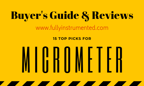 Best Micrometer Reviews Title
