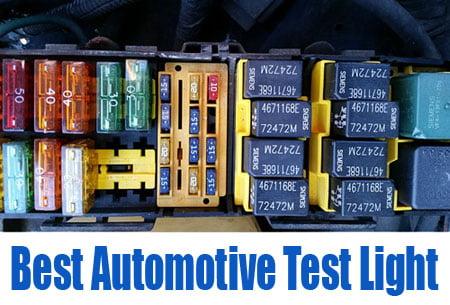 best automotive test light