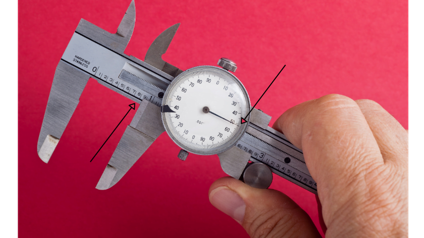 how to read dial caliper in inches 1